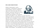 William Shakespeare | Recurso educativo 34071