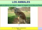 Los animales | Recurso educativo 34649