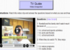 Video: TV Guide | Recurso educativo 20705