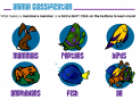 Animal classification | Recurso educativo 20974