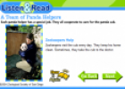 A team of panda helpers | Recurso educativo 31889