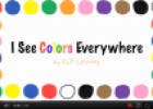 Song: I see colours everywhere | Recurso educativo 69967