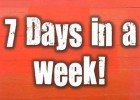 Days of the Week Rap Back Jack Hartmann song | Recurso educativo 119173