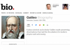 Galileo Biography | Recurso educativo 745757