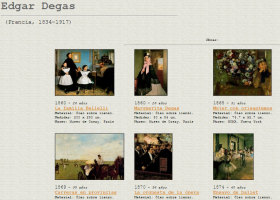 Edgar Degas | Recurso educativo 756462