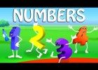 The Numbers Song - Learn To Count from 1 to 10 - Number Rhymes For Children | Recurso educativo 760190