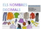 Els nombres decimals | Recurso educativo 774803
