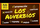 Los Adverbios | Recurso educativo 776747